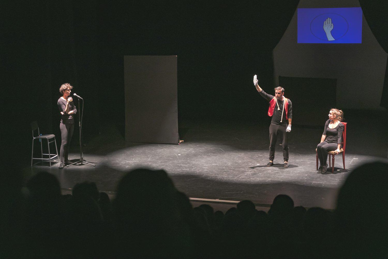 Taller de Investigación Teatral